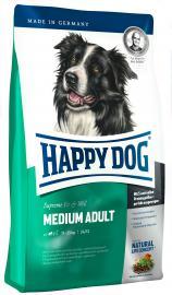 HAPPY DOG Fit&Well Medium Adult száraz táp közepes méretű, normál energia igényű felnőtt kutyáknak