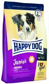 HAPPY DOG Junior Original száraz eledel közepes-, nagy-, és óriás testű növendék kutyáknak