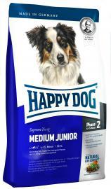 HAPPY DOG Medium Junior 25 közepes testű kölyökkutyáknak 6 hónapos kortól