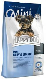 HAPPY DOG Mini Baby & Junior 29 száraz táp kistestű kölyökkutyáknak 4 hetes kortól