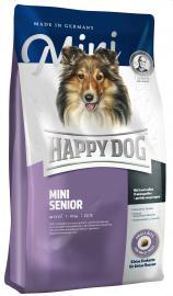 HAPPY DOG MINI Senior száraz táp normál energia igényű, kistestű, idős kutyáknak
