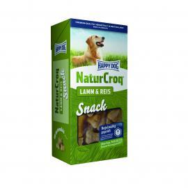 HAPPY DOG Natur Snack Lamm & Reis  bárányos keksz