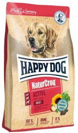 HAPPY DOG NaturCroq Adult Active száraz eledel nagy energia igényű kutyáknak