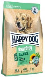 HAPPY DOG NaturCroq Adult Balance száraz eledel kissé magasabb energia igényű kutyáknak