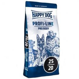 HAPPY DOG PROFI  25/20  PRO-BODY száraz kutyaeledel