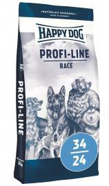 HAPPY DOG PROFI  34/24  HIGH ENERGY  száraz kutyaeledel nagyon aktív felnőtt kutyáknak