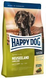 HAPPY DOG Supreme Sensible Neuseeland bárányhúsos, gluténmentes szárazeledel táplálék-allergiás kutyáknak