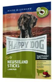 HAPPY DOG Tasty Neuseeland Stick kolbászka kutyáknak 100 % bárányból