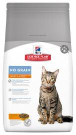 Hill's Science Plan Feline Adult No Grain Chicken gabonamentes szárazeledel felnőtt, érzékeny cicáknak