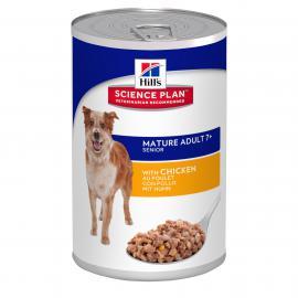 Hill's SP Canine Mature Adult Chicken konzerv csirkehússal idős kutyáknak