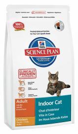 Hill's SP Feline Adult Indoor Cat száraz táp lakásban tartott felnőtt cicáknak