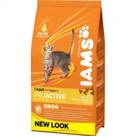 Iams Cat Adult R/I Chicken száraz táp csirkehússal felnőtt cicáknak