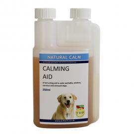Natural Calm nyugtató hatású készítmény kutyák részére 250 ml