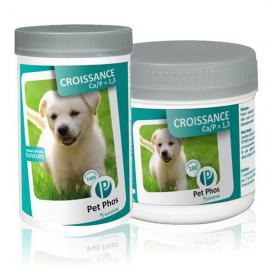 Pet-Phos Ca/P = 1,3 - Kalciumtartalmű táplálékkiegészítő készítmény kutyák részére 100 db