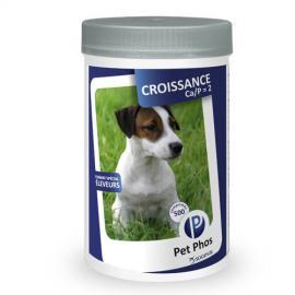 Pet-Phos Ca/P =  2  magas kálcium tartalmú táplálékkiegészítő kutyák részére 100 db