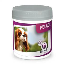 Pet-Phos Special Fur szőrkondícionáló vitamin tabletta kutyák részére 50 db