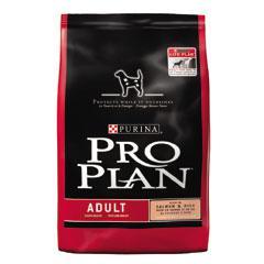 Pro Plan Adult Sensitive száraz táp allergiára hajlamos kutyának lazaccal és rizzsel