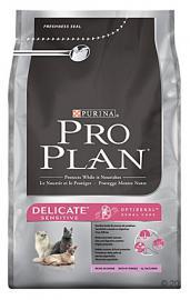 PRO PLAN Delicate Adult Pulykában és rizsben gazdag cicák számára 400 g