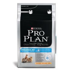 PRO PLAN Housecat csirkehússal és rizzsel cicák számára 400 g