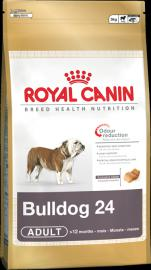 Royal Canin Breed Angol Bulldog 24 Adult