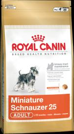 Royal Canin Breed Miniature Schnauzer 25