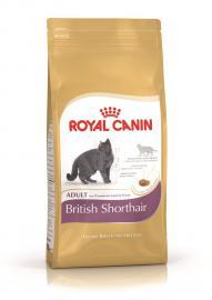 Royal Canin Feline British Shorthair Adult száraz táp Brit rövidszőrű felnőtt cicáknak