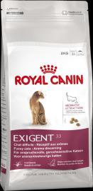 Royal Canin Feline FHN Exigent Aromatic 33 három féle kiszerelésben