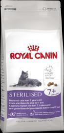 Royal Canin Feline FHN Sterilized-7 Macskaeledel ivartalanított cicáknak 7 éves kor felett