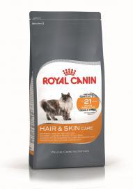 Royal Canin Feline Hair & Skin Care száraztáp felnőtt cicáknak az egészséges bőrért és szőrzetért