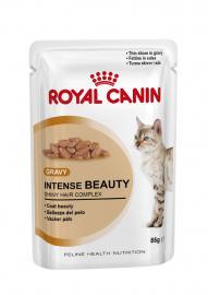 Royal Canin Feline Intense Beauty 12 tasakos konzerv felnőtt cicáknak 85 g