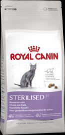 Royal Canin Feline Sterilised 37 száraz táp ivartalanított cicáknak