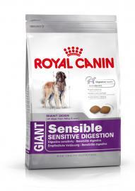 Royal Canin Giant Sensible - érzékeny óriás testű kutyáknak 15 hónapos kortól
