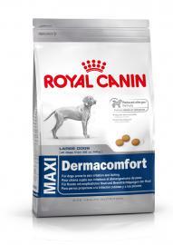 Royal Canin Maxi Dermacomfort - bőrirritációra és viszketésre hajlamos nagytestű kutyáknak