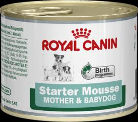 Royal Canin Mini Starter Mousse Mother & Babydog