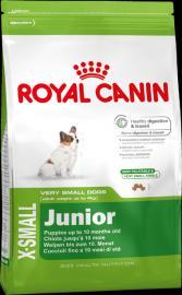 Royal Canin X-Small Junior - 2-10 hónapos korig