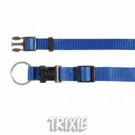 TRX14203 Classic Nylon nyakörv kutyáknak,  S-M  fekete, kék, piros színben