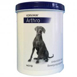 WDT Korvimin Arthro táplálék kiegészítő készítmény ízületi problémák megelőzésére és kezelésére, 2 X 500 g